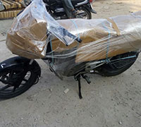 Affordable Bike Transport Services in Kolkata
