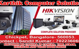 Karthik Computer Solution In Chickpet Bangalore 560053