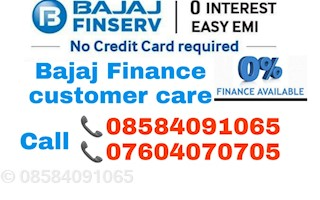bajaj finance customer care toll free number ahmedabad