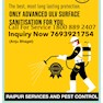 Raipur Service and Pest Control-Raipur-Pest Control