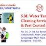 S.M.Water Tank Cleaning services-Bangalore-Home Cleaning, Home Cleaning Services