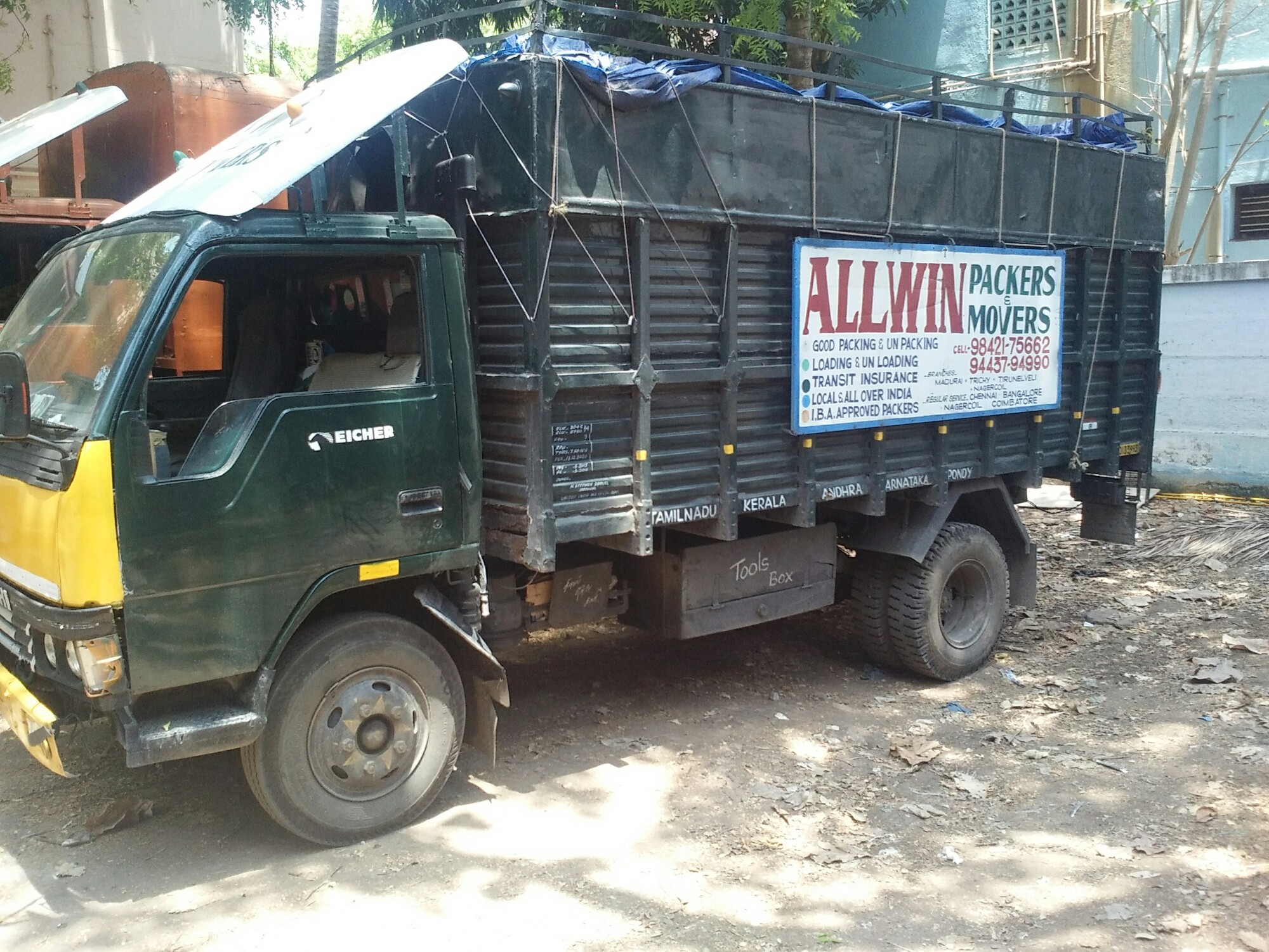 Top 10 Packers and Movers in Nagercoil, Relocation Services