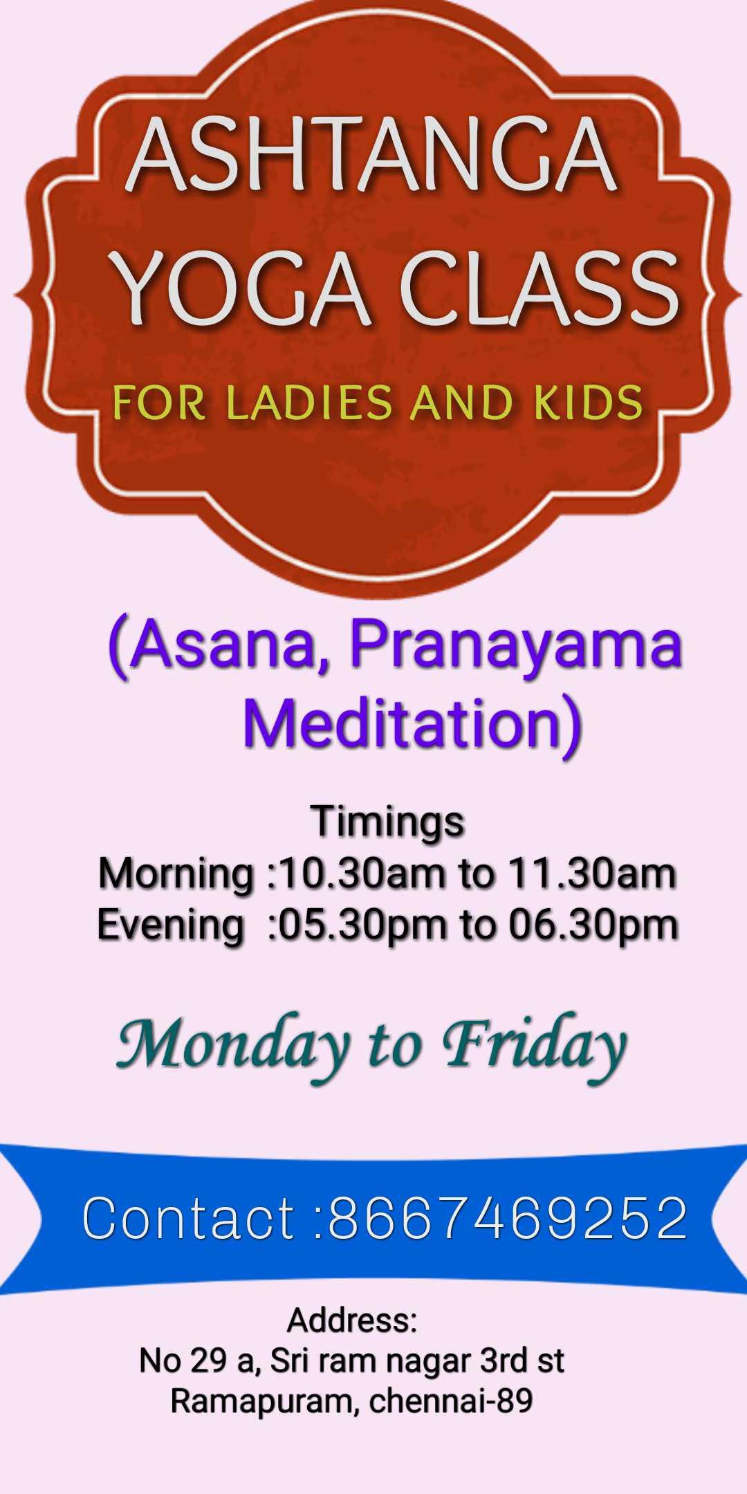Ashtanga Yoga Near Me - Yoga For You