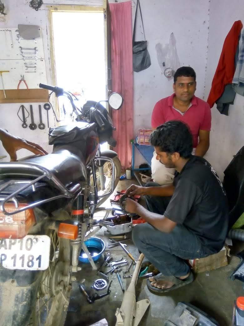 Top 10 Honda Bike Service Centers in Hyderabad, Two Wheeler