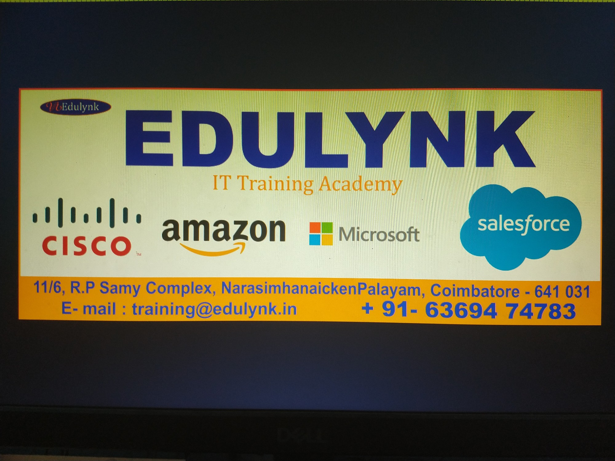 IT Hardware Networking Courses in Coimbatore, Certification