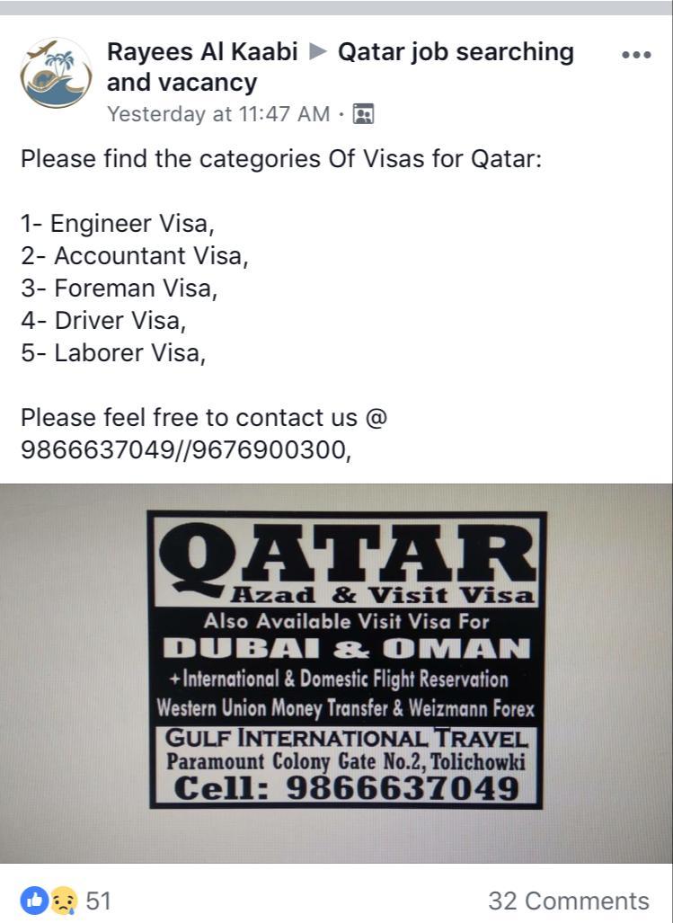 Top 10 Work Visa Agents in Hyderabad, Employment Visa Consultants