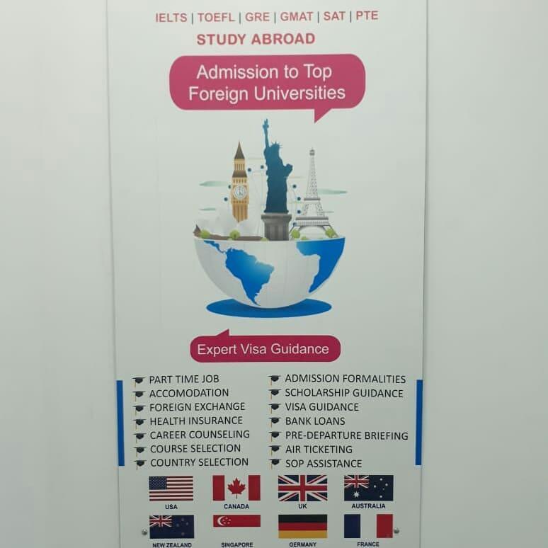Haritha Overseas Education Consultants LLP in Gandhipuram