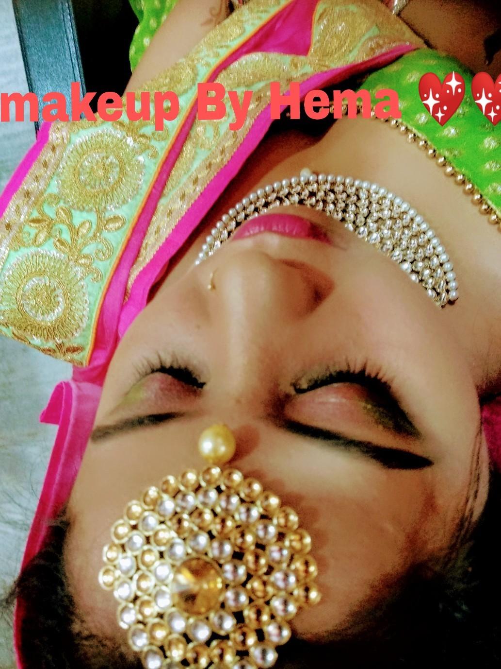 Hema Beauty Clinic Make-up Studio in Sigra, Varanasi-221010