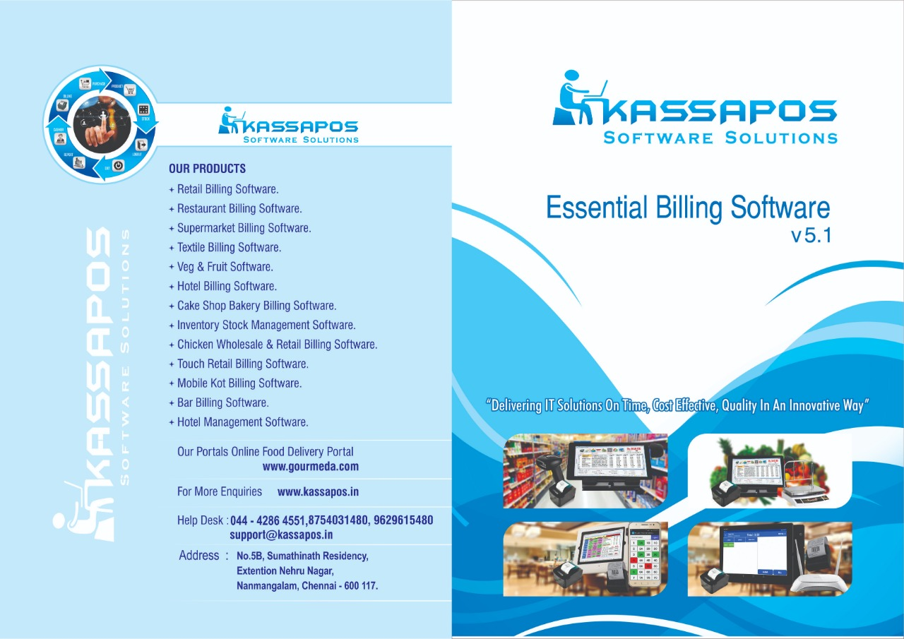 Kassapos Software Solutions in Nanmangalam, Chennai-600117