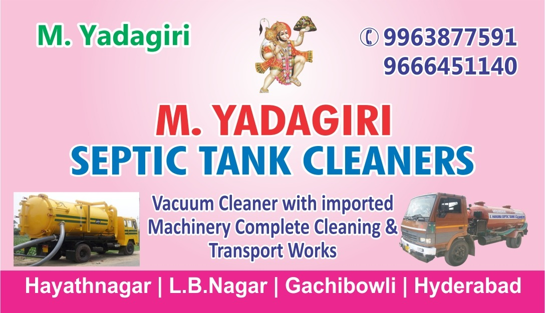Top 10 Septic Tank Cleaning Services, Cleaners   Sulekha