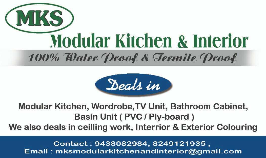 MKS Modular Kitchen & Interior in