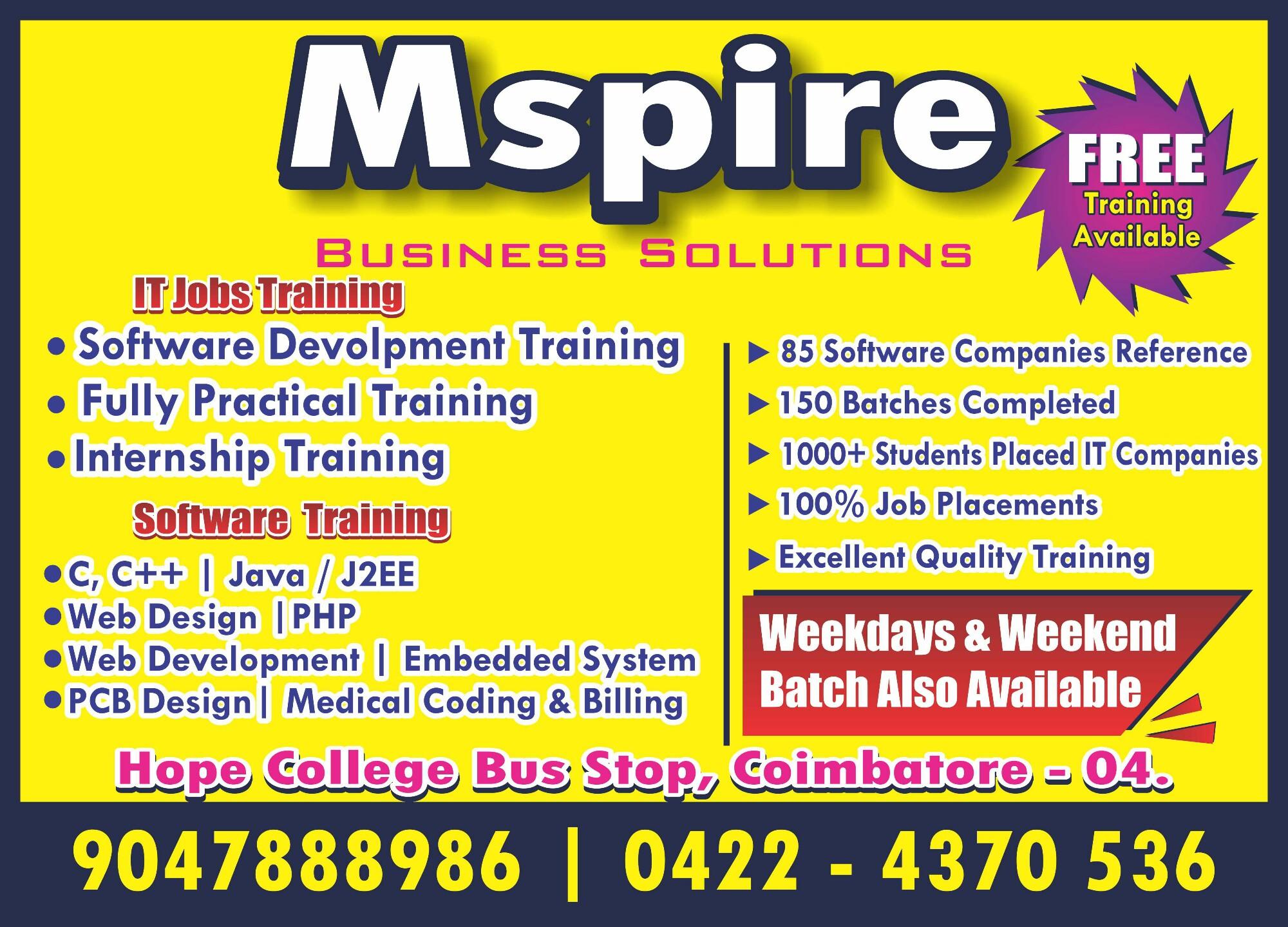 Web Designing Course in Coimbatore, Web Designing Training