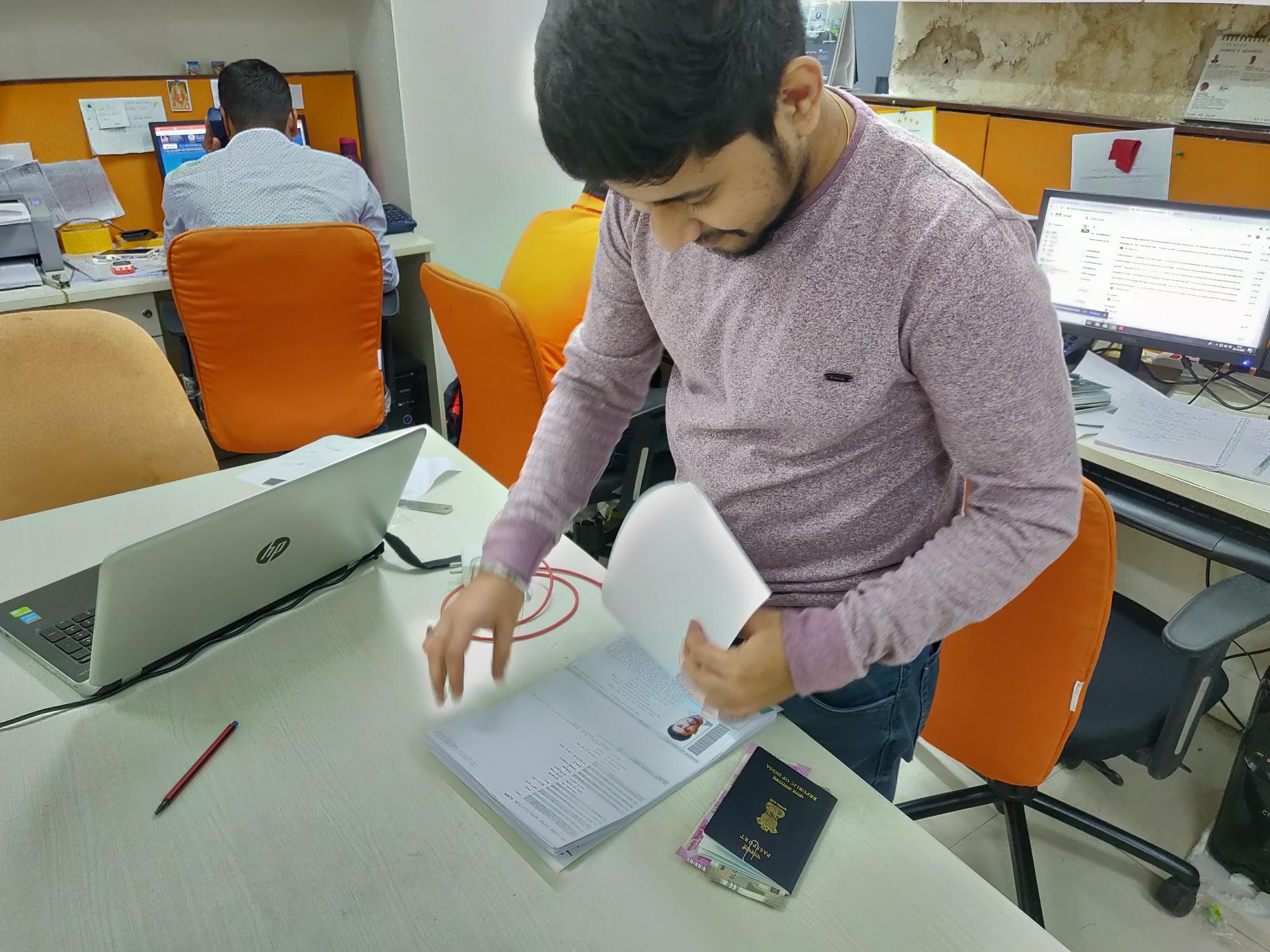 Seamless Visa Solutions Pvt  Ltd  in Dadar West, Mumbai-400028
