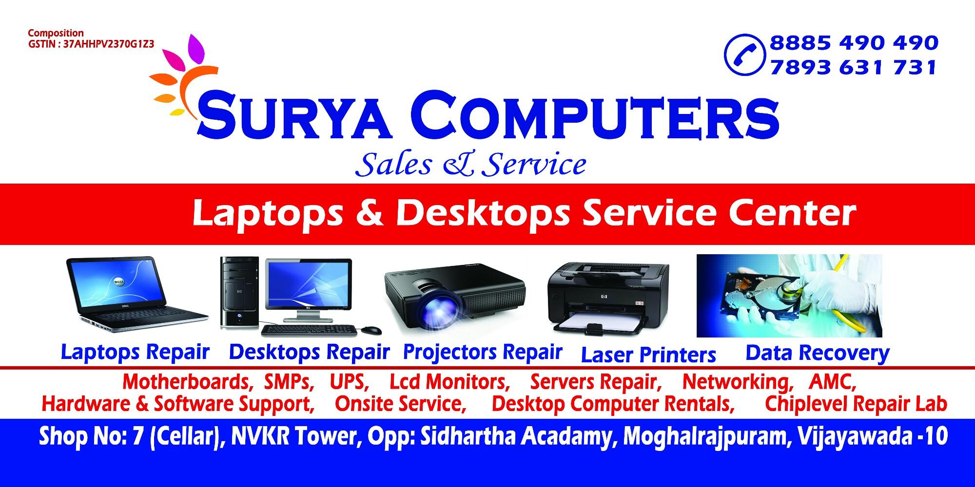 Top 10 Lenovo Laptop Service Center in Vijayawada, Lenovo Repairs