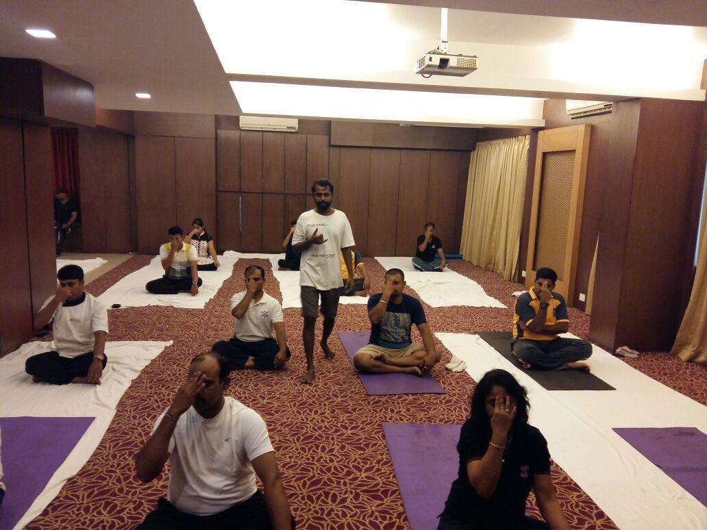 Yoga Classes in Vadgaon Sheri, Pune | Sulekha