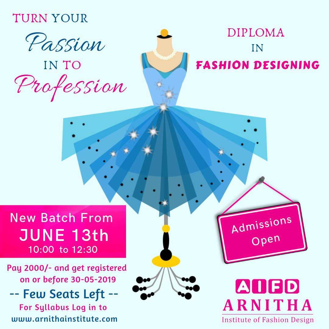 Arnitha Institute Of Fashion Design In Tarnaka Hyderabad 500017 Sulekha Hyderabad