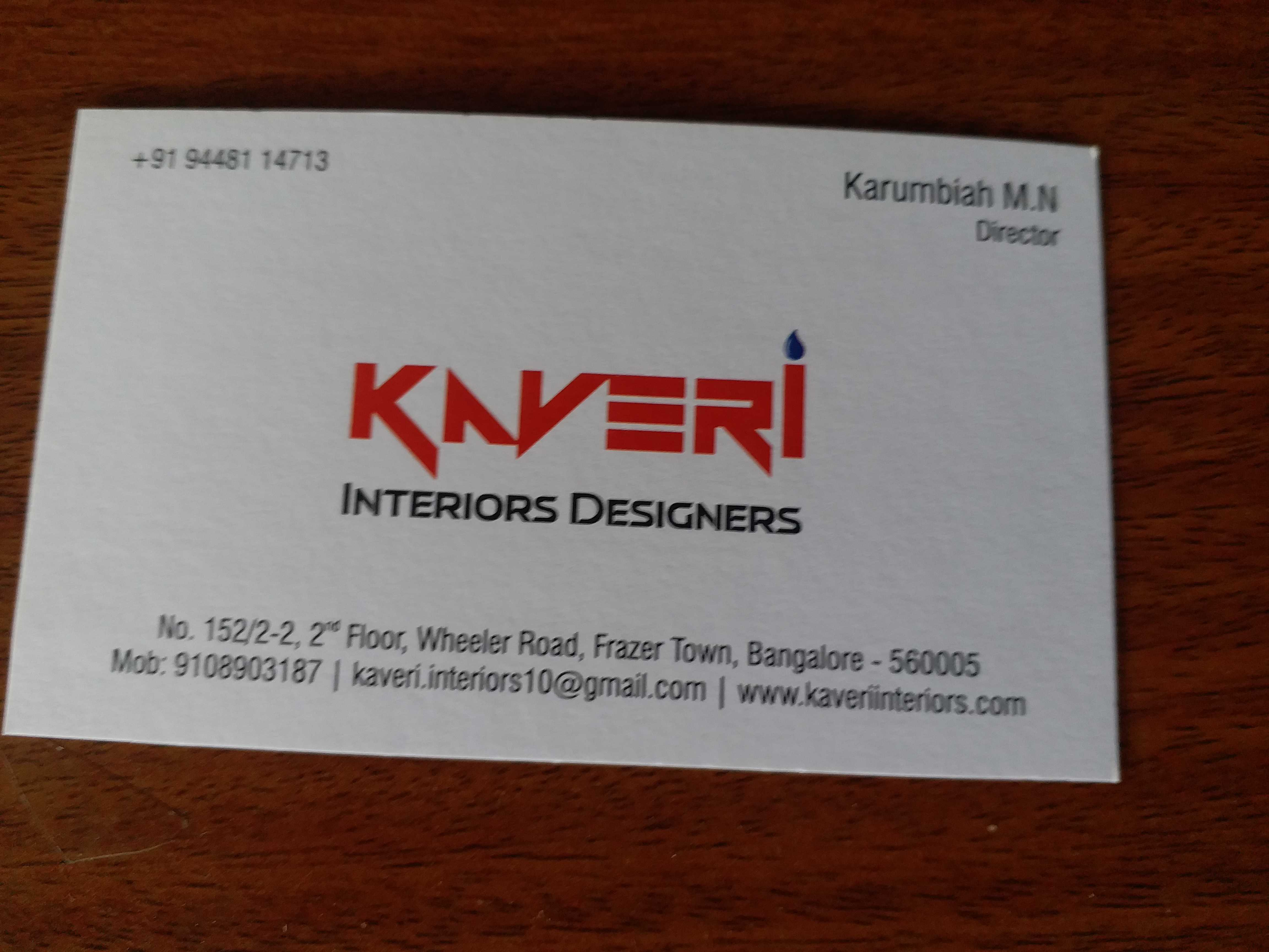 Kaveri Interiors Designers In Frazer Town Bangalore 560005 Sulekha Bangalore