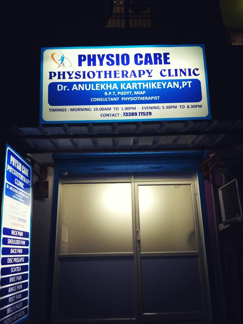 Top 10 Physiotherapists in Chennai, Physical Therapy