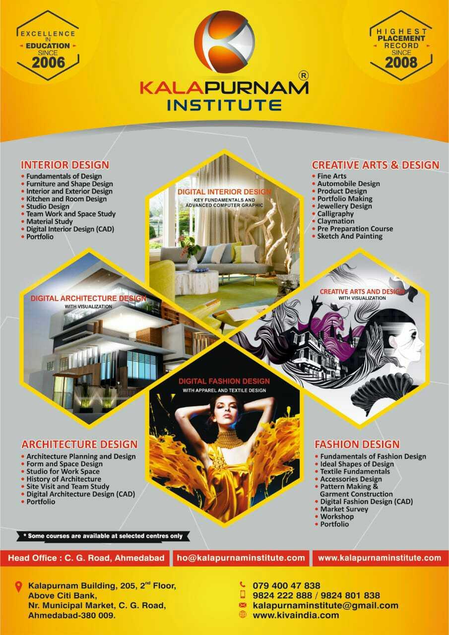 Kalapurnam Institute In Vip Road Vadodara 390022 Sulekha Vadodara