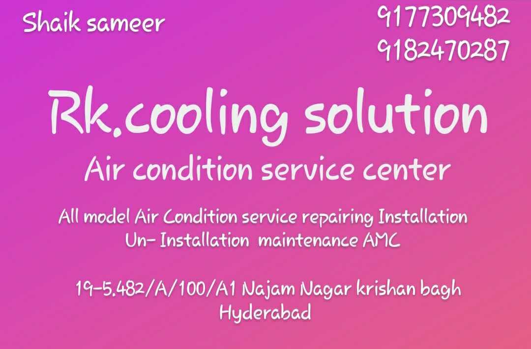 RK Cooling Solution in Kishan Bagh, Hyderabad-500064