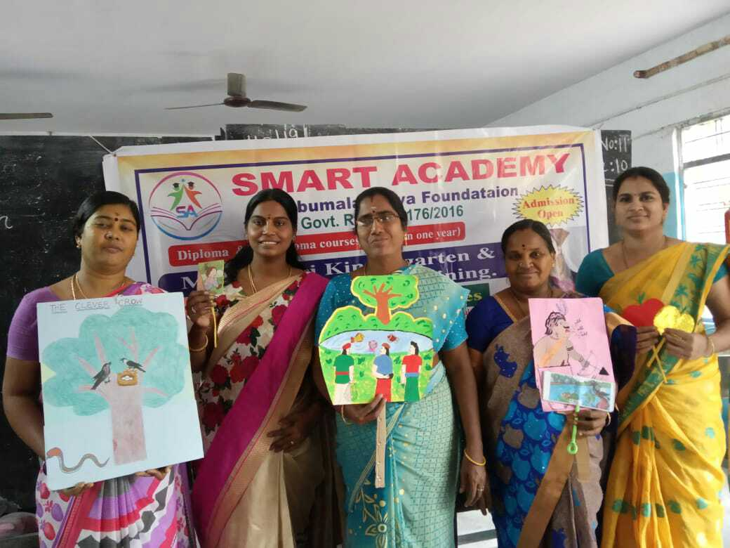 Smart Academy In Virugambakkam Chennai 600092 Sulekha Chennai