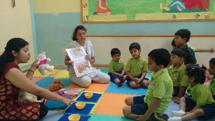 Top 10 Day Care Centres in Lucknow, Creche, Baby Care Center