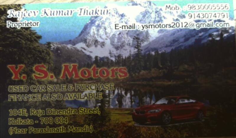 Y S  Motors in Shyam Bazaar, Kolkata-700004 | Sulekha Kolkata