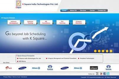 K Square India Technologies Pvt  Ltd  in T  Nagar, Chennai