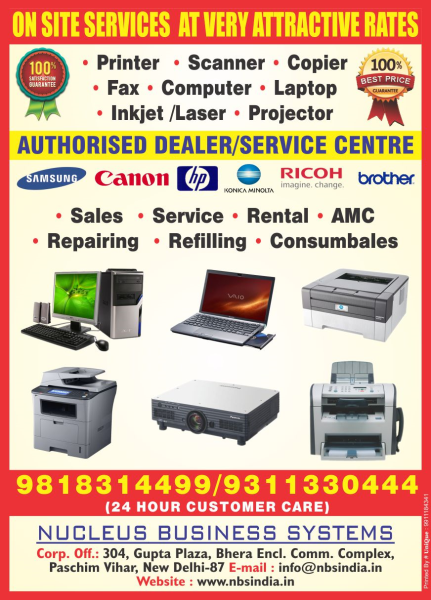 Top 10 Projector Repair Services in Faridabad, Shops