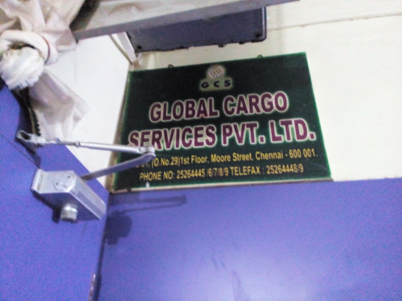 Global Cargo Services Pvt  Ltd  in Parrys, Chennai-600001 | Sulekha