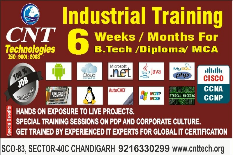 Cyber Security Training in Panchkula, Cyber Security Course