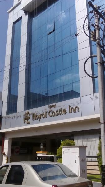 Hotel Royal Castle Inn in Gandhipuram, Coimbatore-641012
