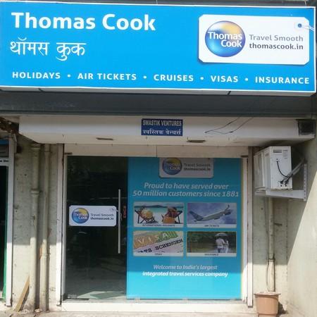 Thomas Cook India Ltd  (Travel Division) in Bandra West, Mumbai