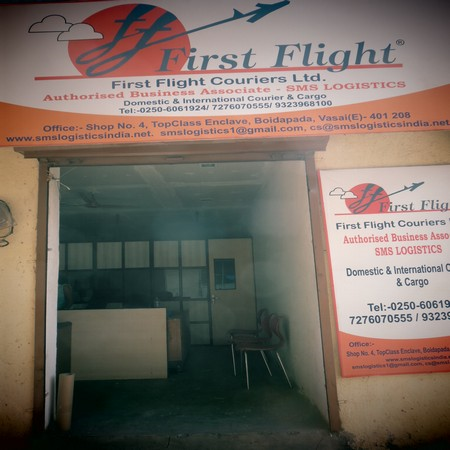 International Courier Services in Vasai East, Mumbai