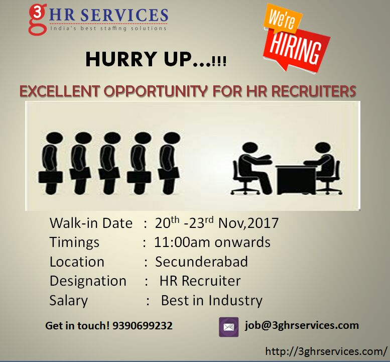 Top 10 Placement Consultants in Hyderabad, Manpower