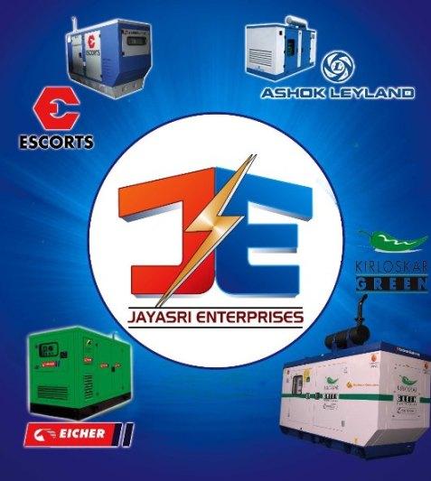 Top Generator Dealers in Eluru, Best Diesel Generator