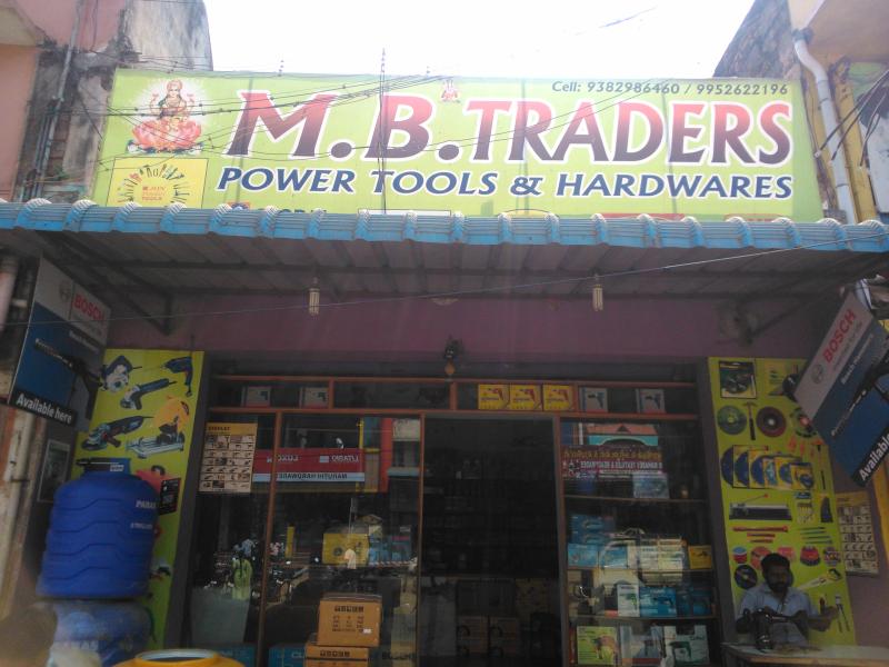 MB Traders Tools & Hardware Items in Ponneri, Chennai-601204