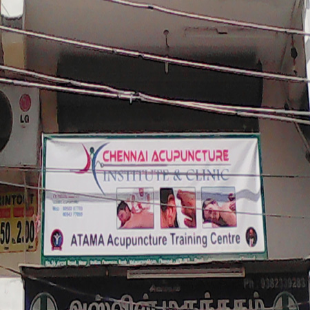 Chennai Acupuncture Institute & Clinic in Valasaravakkam