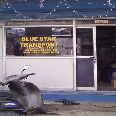Blue Star Transport in Purasawalkam, Chennai-600007 | Sulekha