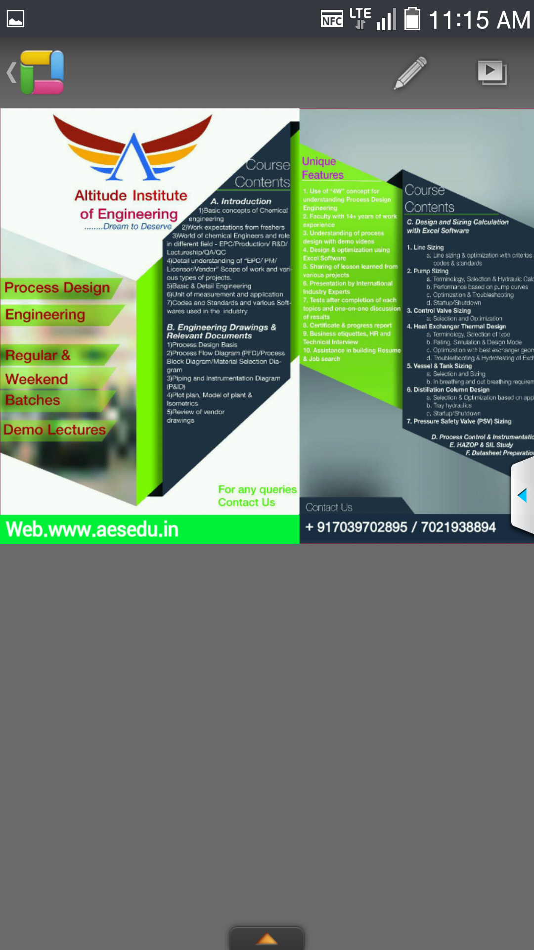 Top 10 Mechanical Engineering Courses in Mumbai, Training