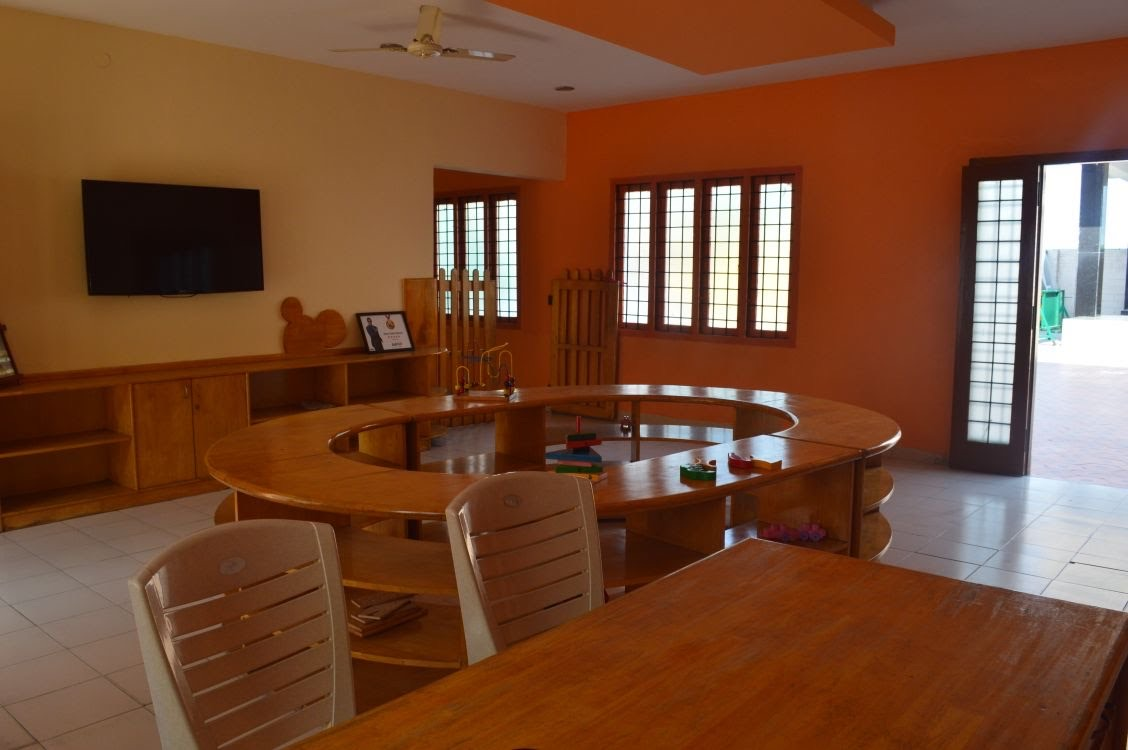 American Montessori International School in Chitlapakkam