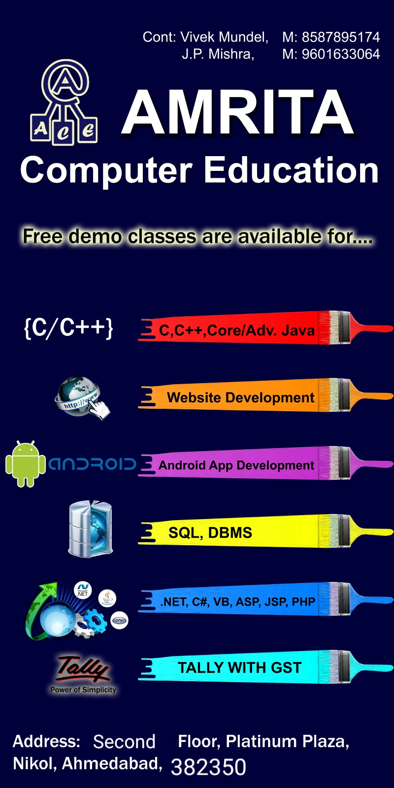 Android Training in Ahmedabad, Android App Development