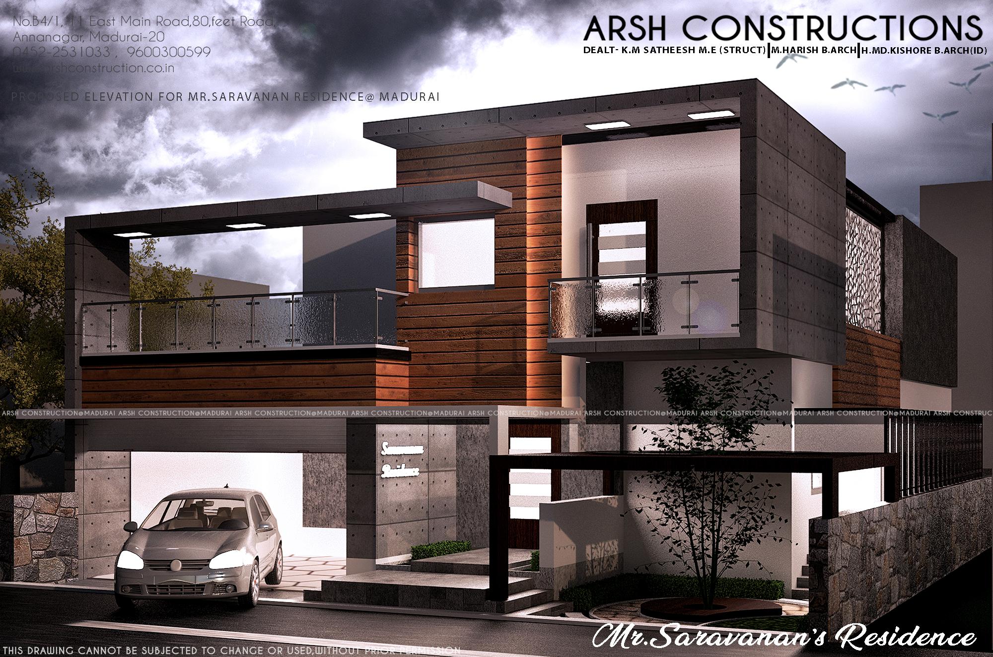 Top Construction Companies in Madurai | Building Contractor