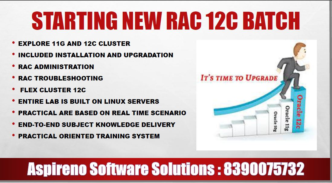 Oracle Training in Kothrud, Pune, Certification, Courses