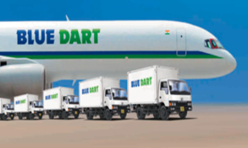 Blue Dart Express Ltd  in Sector 17, Gurgaon-122001