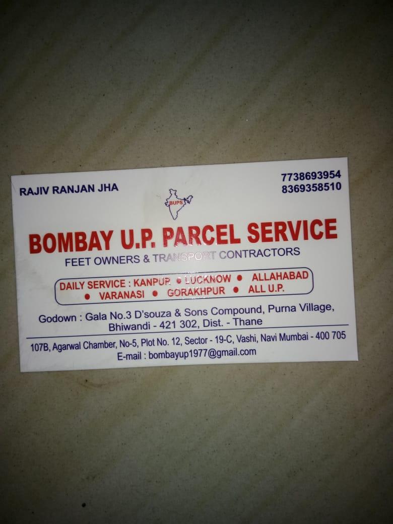 Transporters in Mumbai, Road Transport Services, Companies Mumbai