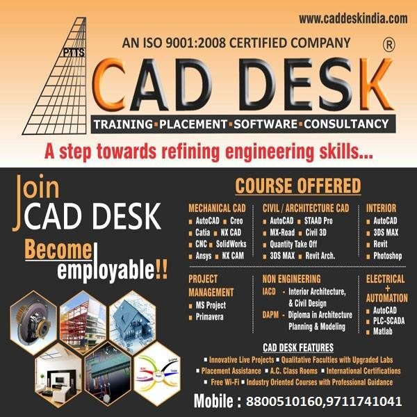 Cad desk in Shastri Nagar, Delhi-110052   Sulekha Delhi