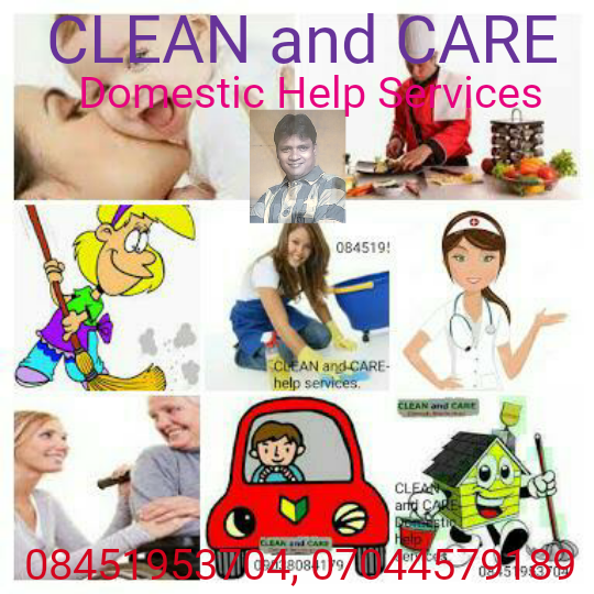 Clean & Care - Domestic Help Services in Titwala, Mumbai