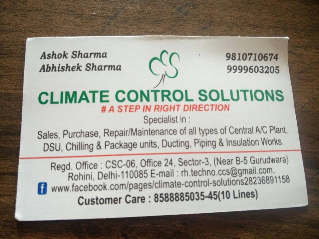 Oil Chiller Repair & Services, Oil Chilling Plant Repairs