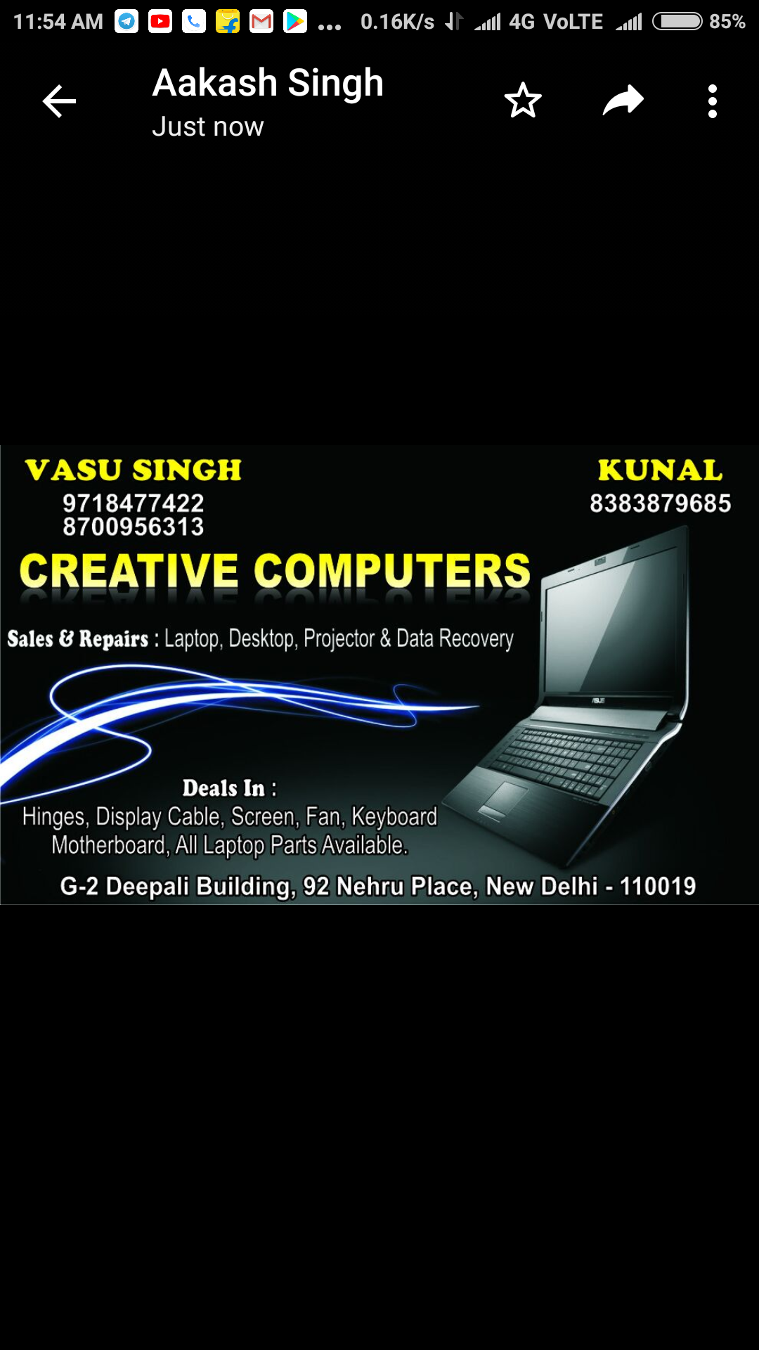 Top 10 Laptop Charger Repair Services in Nehru Place, Delhi